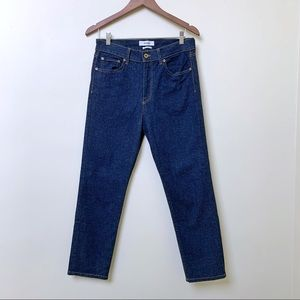 Pistola High Rise Cropped Jeans